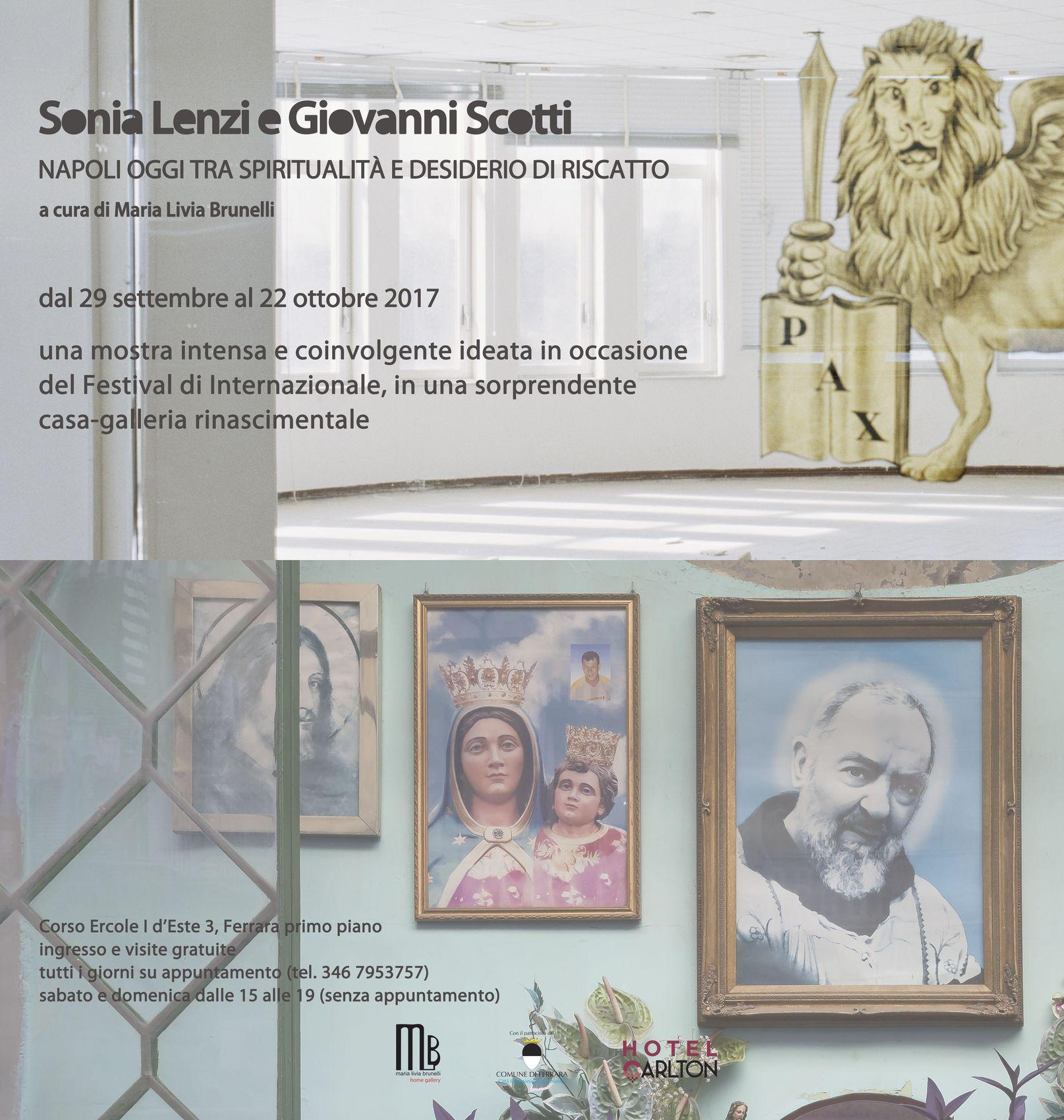 BANNER Sonia Lenzi   Giovanni Scotti LOW