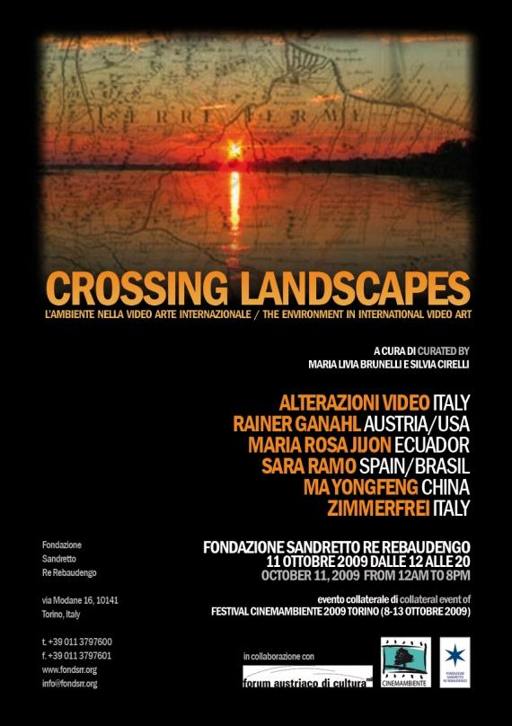 Crossing landscapes